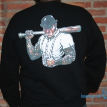 Casual Sweater 'Baseball'