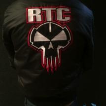 Rotterdam Terror Corps Bomberjas 'Red Skull'
