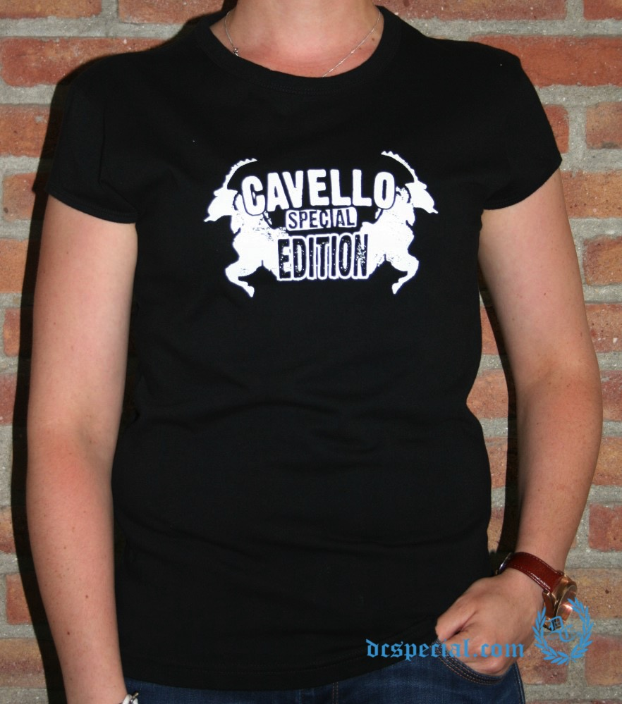 Cavello Ladies T-shirt 'Special Edition'
