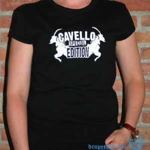 Cavello Dames T-shirt 'Special Edition'