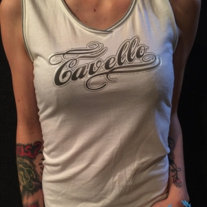 Cavello Ladies Top 'Silver'