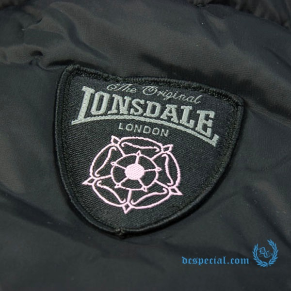 Lonsdale Ladies Winter Jacket 'Caty'