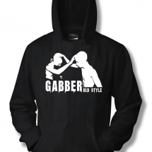 Hakken Hooded Sweater 'Gabber Old Style'