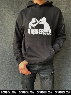 Hakken Hooded Sweater 'Gabber Old Style'