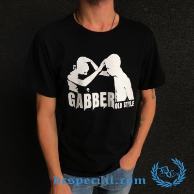 Hakken T-shirt 'Gabber Old Style'
