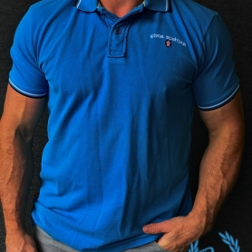 Thor Steinar Polo 'Deep Blue'