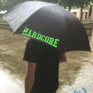 Hardcore Umbrella 'Hardcore'