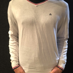 Merc Sweater 'Blanco'