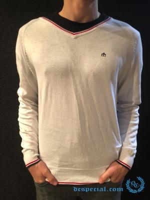 Merc Sweater 'Blanco'