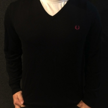 Fred Perry Sweater 'Basic'