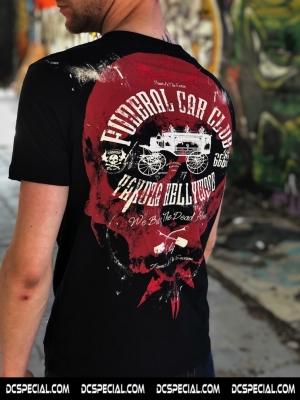 Yakuza T-shirt 'Funeral Car Club'