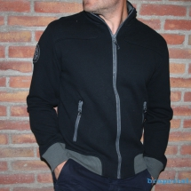 Thor Steinar Zip Sweater 'Since 1999'