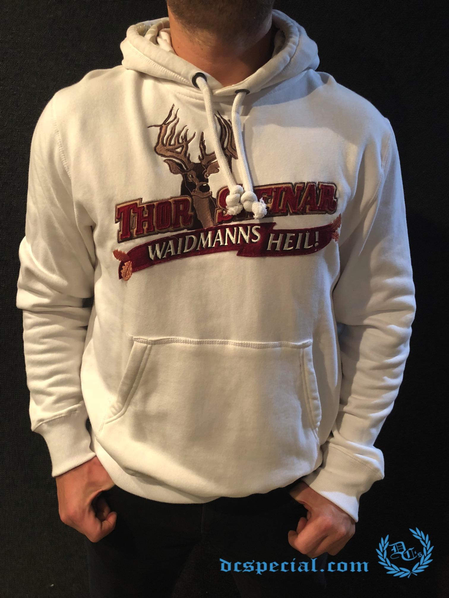 Thor Steinar Hooded Sweater 'Waldsmann'