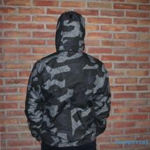 Thor Steinar Jacket 'Windbreaker Camo'