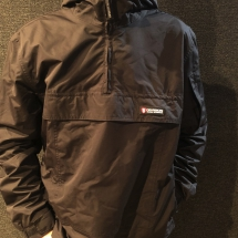 Thor Steinar Windbreaker Jas 'Black'