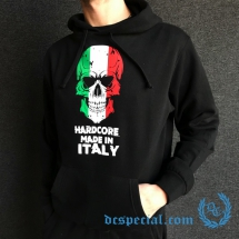 Hakken Hooded Sweater 'Made In Italy'
