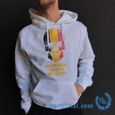 Hakken Hooded Sweater 'Made In Belgium'
