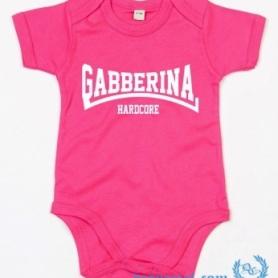 Hakken Baby Romper 'Gabberina Hardcore'
