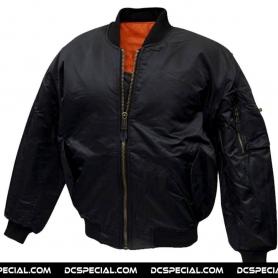 Bomber jacket 'Black'