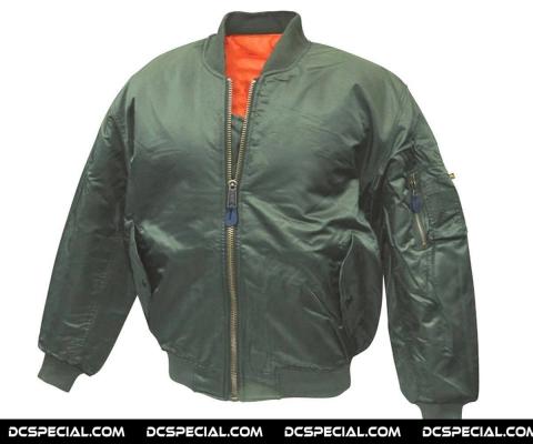 Bomber jacket 'Olive'