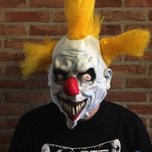 Masker Creepy 'Clown'