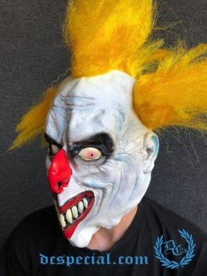 Masker Full Face 'Creepy Clown'