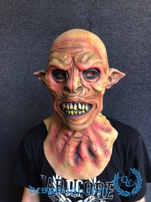 Masker Full Face 'Gorgel'