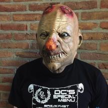 Masker 'Creepy Man'
