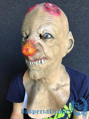 Masker Full Face 'Creepy Man'