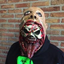 Masker 'Monster inside'