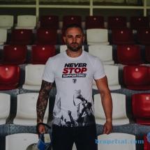 PGWear T-Shirt 'Never Stop'