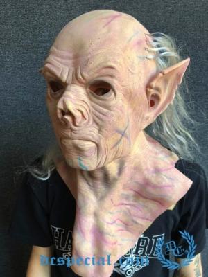 Masker Full Face 'Cave Monster'