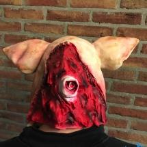 Masker 'Bleeding Pig'