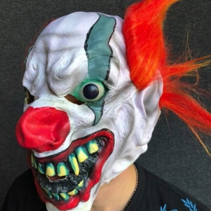 Mask 'Crazy Clown'
