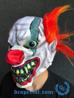 Masker 'Crazy Clown'