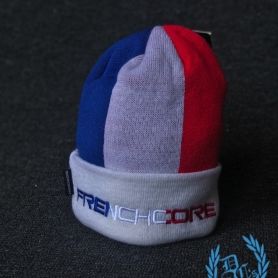 Frenchcore Beanie 'French Flag'