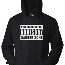 Hakken Hooded Sweater 'Advisory'