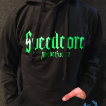 Hakken Hooded Sweater 'Speedcore'