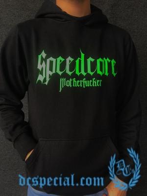 Hakken Hooded Sweater 'Speedcore'