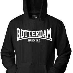 Hakken Hooded Sweater 'Hardcore Rotterdam'
