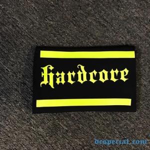 Hakken Wristband 'Hardcore'