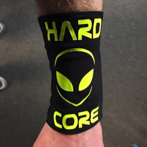 Hakken Wristband 'Alien Hardcore'