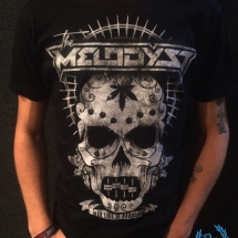 The Melodyst T-Shirt 'Our Life Is Hardcore'