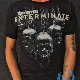 AniMe T-Shirt 'Exterminate'