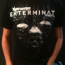 AniMe T-Shirt 'Exterminate'