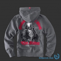 Thor Steinar Hooded Sweater 'Freedom Voice Of Blood'