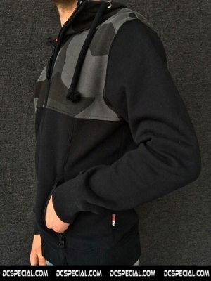Thor Steinar Hooded Sweater 'Nordic Performance Camo Grey'