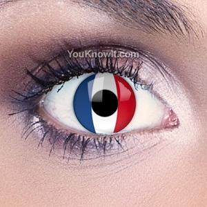 Ooglenzen 'French/Dutch Flag'