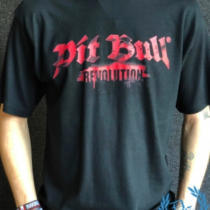 Pit Bull T-shirt 'Revolution'