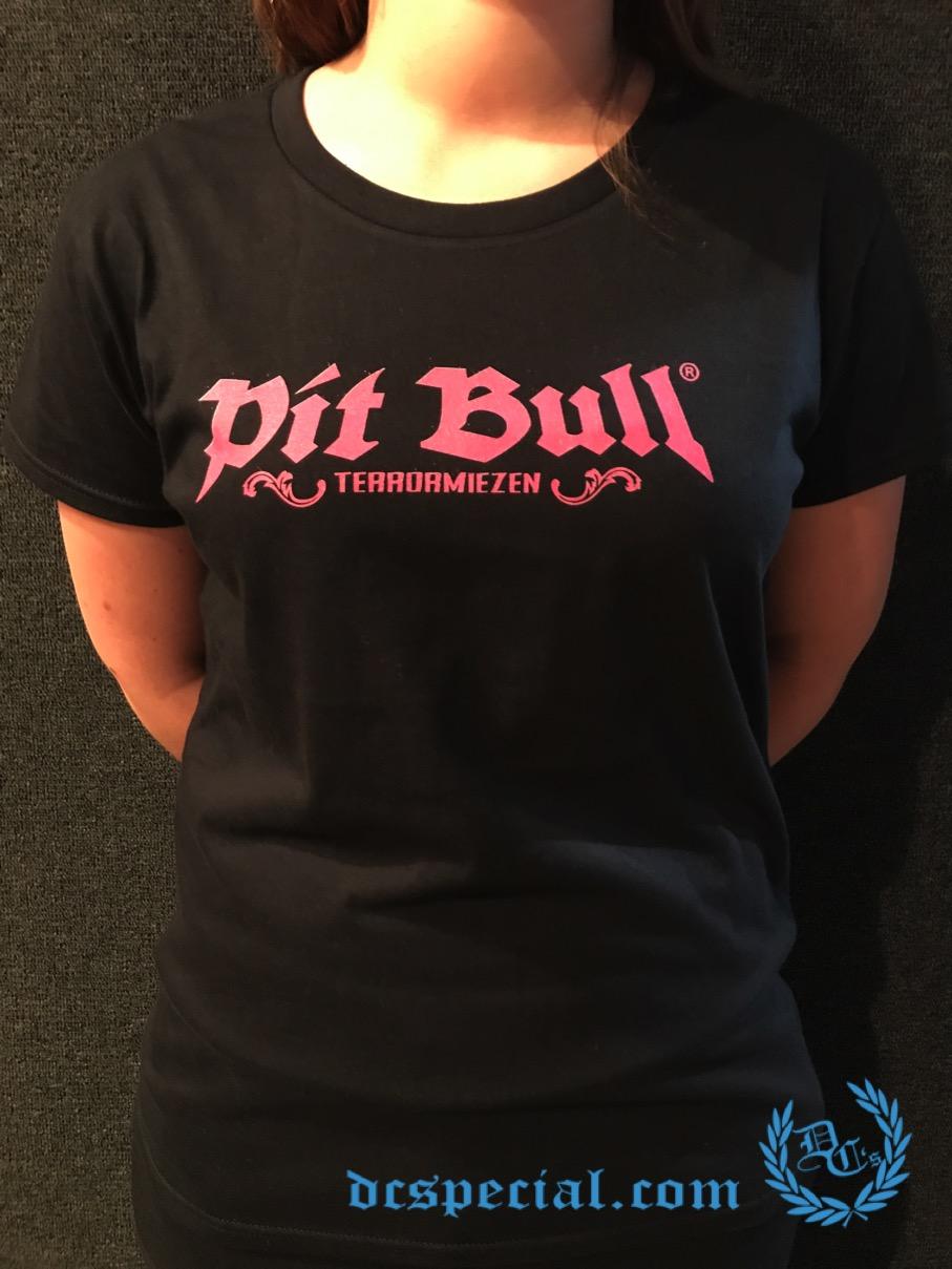 Pit Bull T-shirt 'Syndicate'